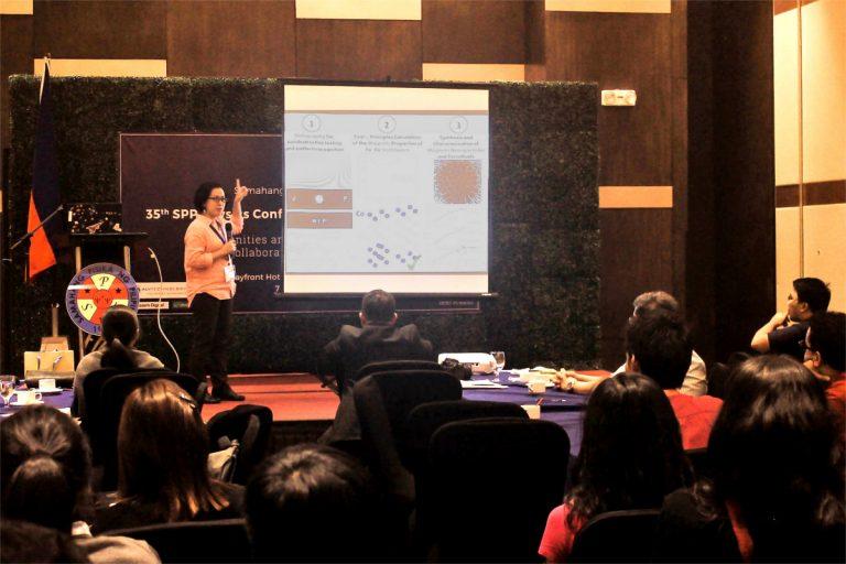 35th SPP Physics Conference @ Cebu