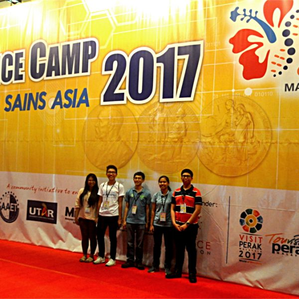 Asian Science Camp 2017